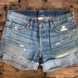 NWOT Free People NSF Denim Shorts
